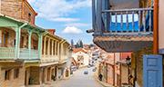 از شهر سیقناقی تا شهر سنگی اوپلیستیخه در سفر به گرجستان