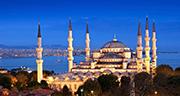 آشنایی با مسجد سلطان احمد به عنوان جاذبه گردشگری
